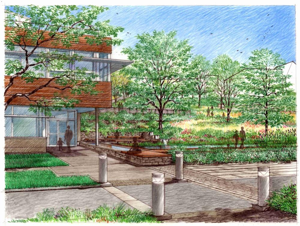 Center for Sustainable Landscapes | AIA Top Ten