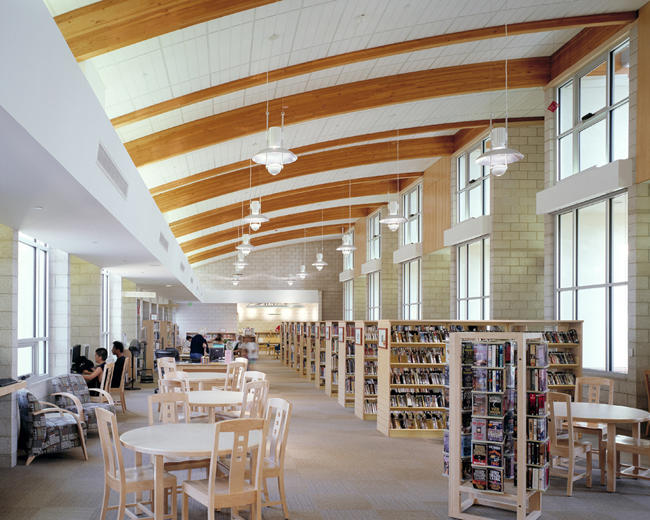 Lake View Terrace Library Aia Top Ten