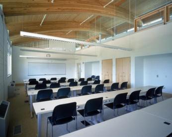 Oberlin College Lewis Center Aia Top Ten