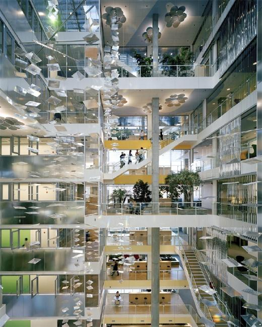 Genzyme Center Aia Top Ten