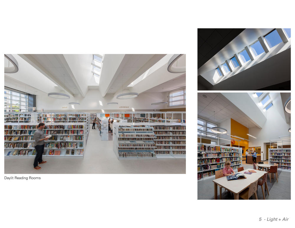 Berkeley Interior Design west branch of the berkeley public library | aia top ten