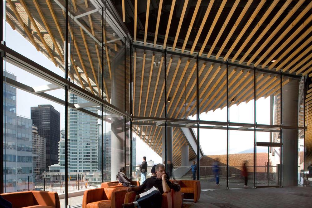Vancouver Convention Centre West Aia Top Ten