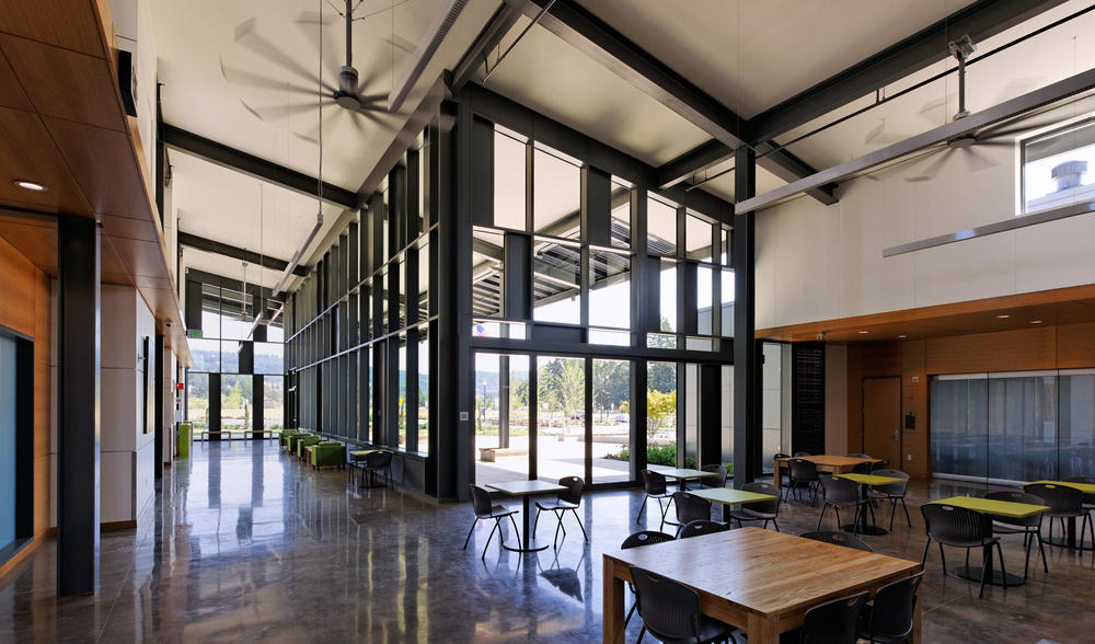 Portland Community College Newberg Center Aia Top Ten
