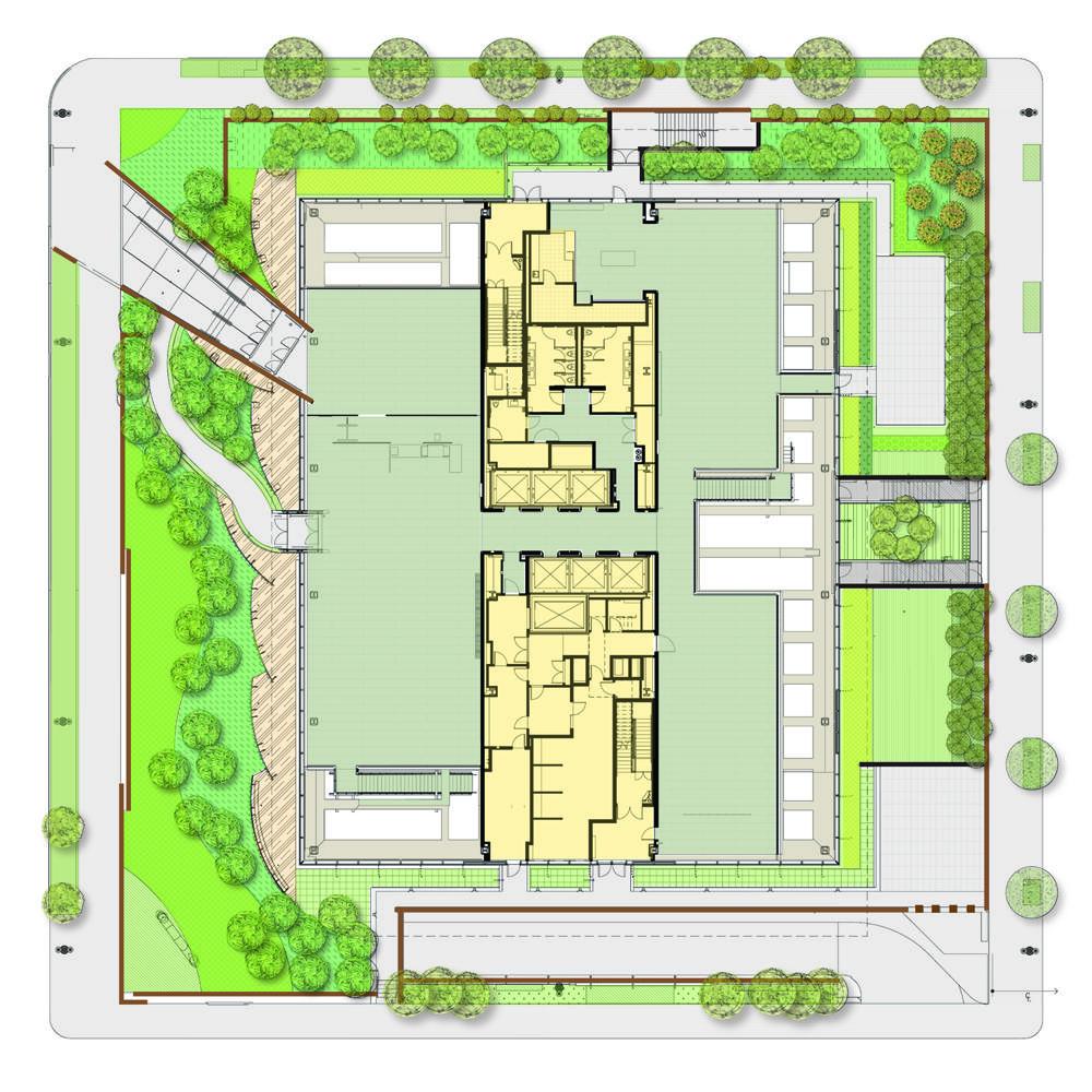 Edith Green Wendell Wyatt Federal Building Modernization