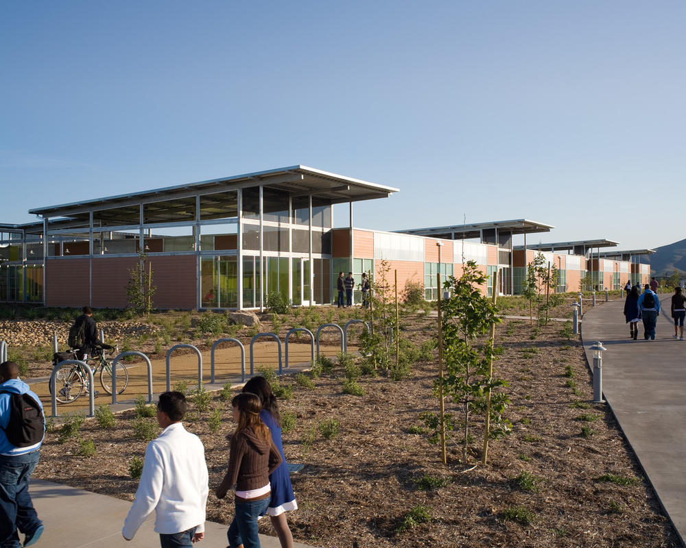 Modular Classroom California ~ High tech chula vista aia top ten