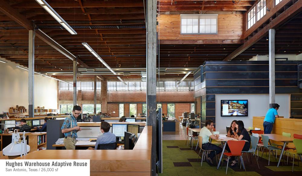 Hughes Warehouse Adaptive Reuse Aia Top Ten