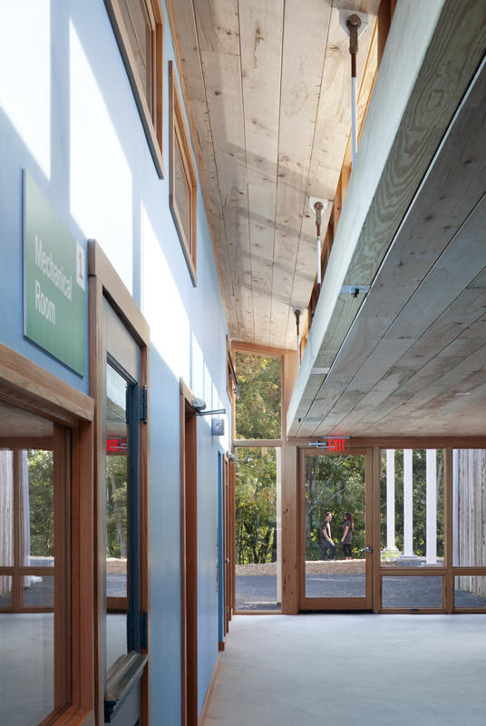 Project Overview & Omega Center for Sustainable Living | AIA Top Ten