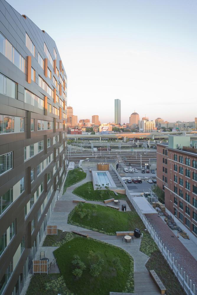 Macallen Building Condominiums Aia Top Ten