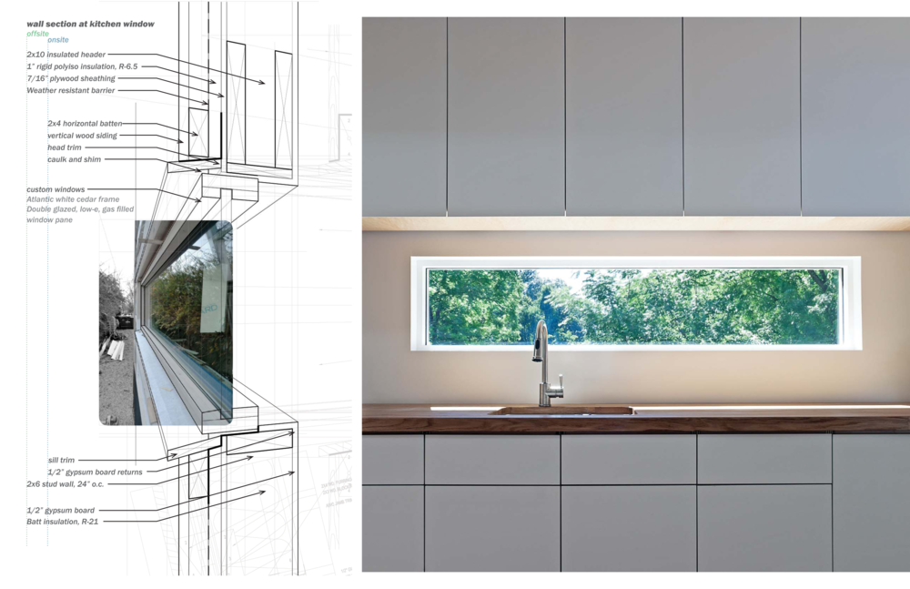 A new norris house aia top ten for Section window design