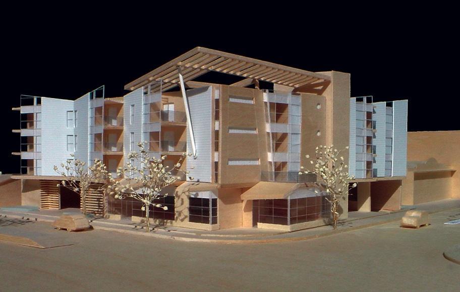 Gish Family Apartments Aia Top Ten