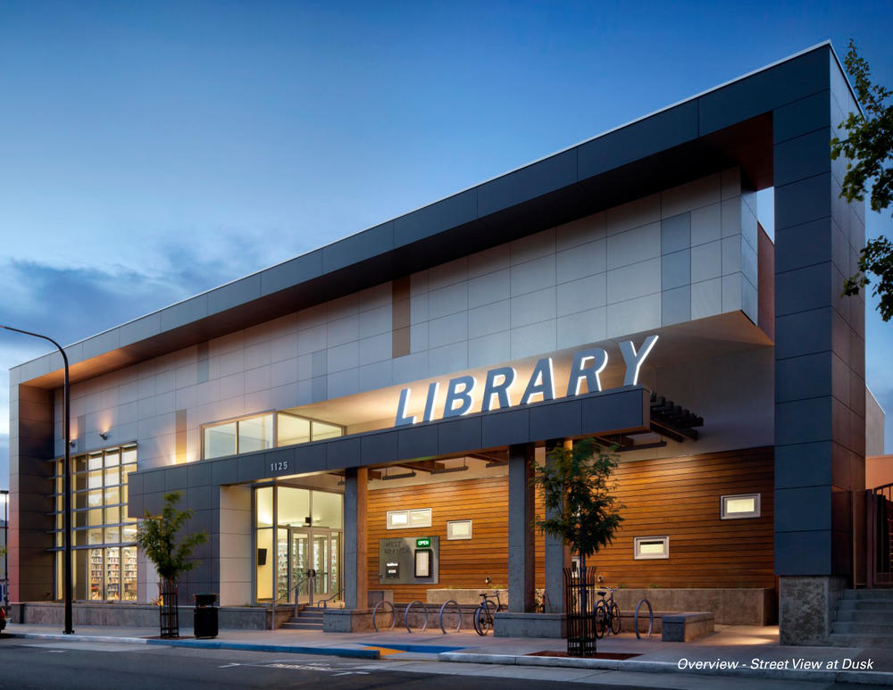 West branch of the berkeley public library aia top ten project overview sciox Gallery