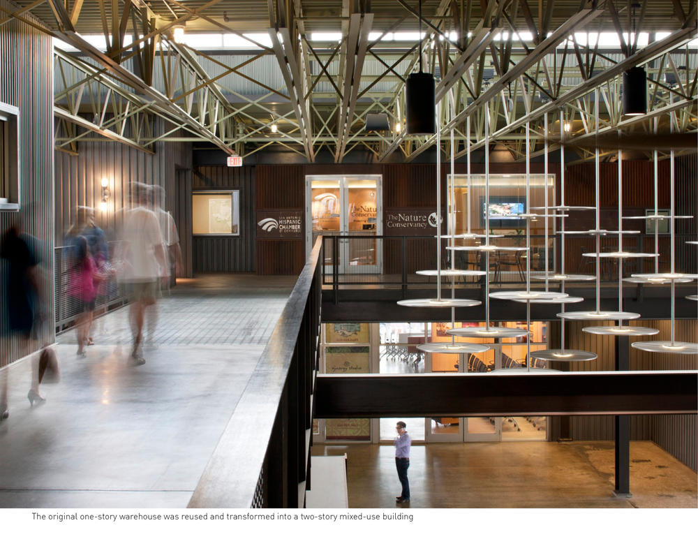 Pearl Brewery Full Goods Warehouse Aia Top Ten