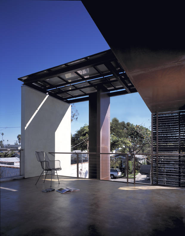Solar Umbrella House Aia Top Ten