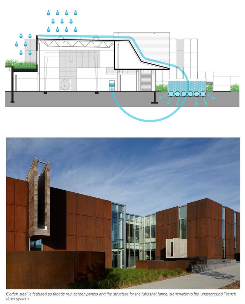 Swenson Civil Engineering Building | AIA Top Ten