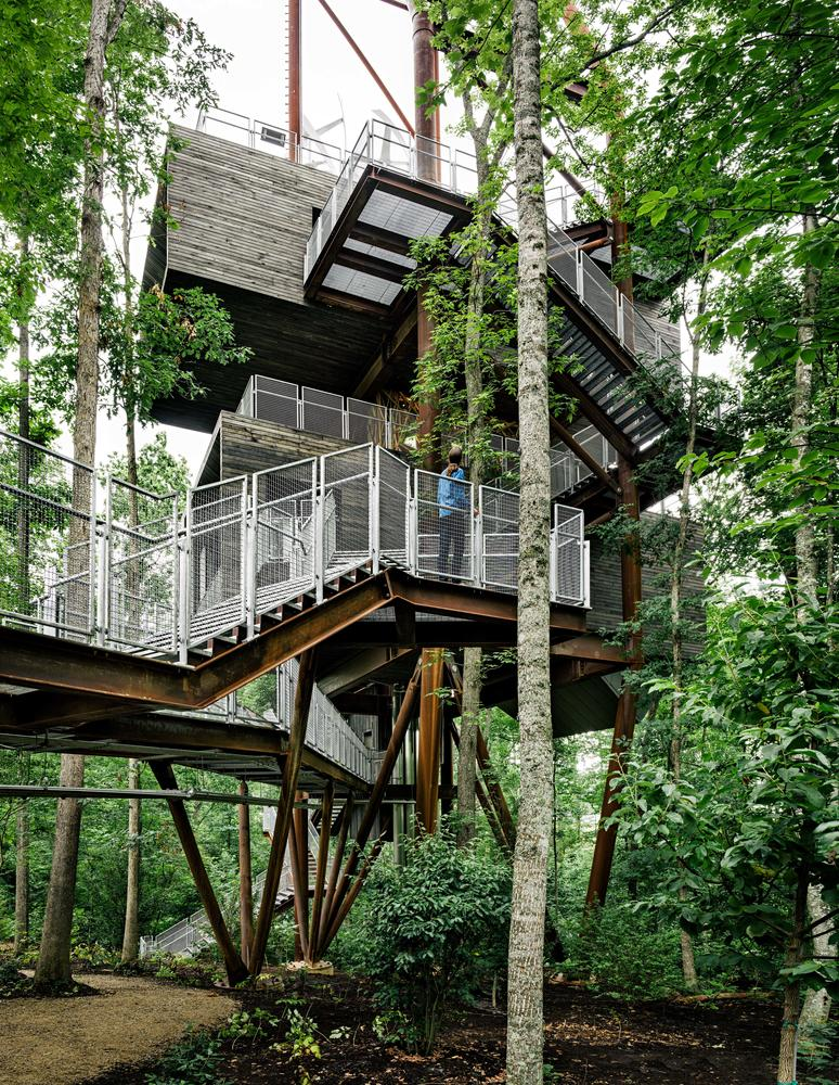 Sustainability treehouse aia top ten Make my home design