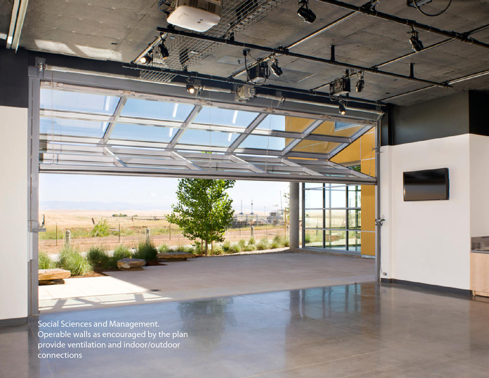 University Of California Merced 48 Long Range Development Plan Delectable Top Interior Design Schools In California Style