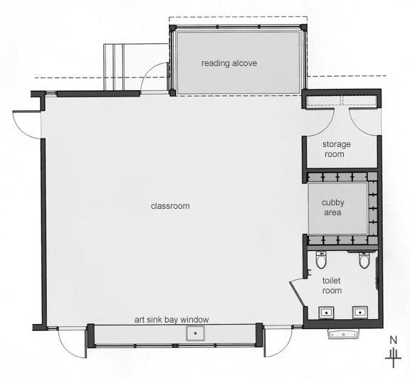 Classroom Design Overview : Argonne child development center aia top ten