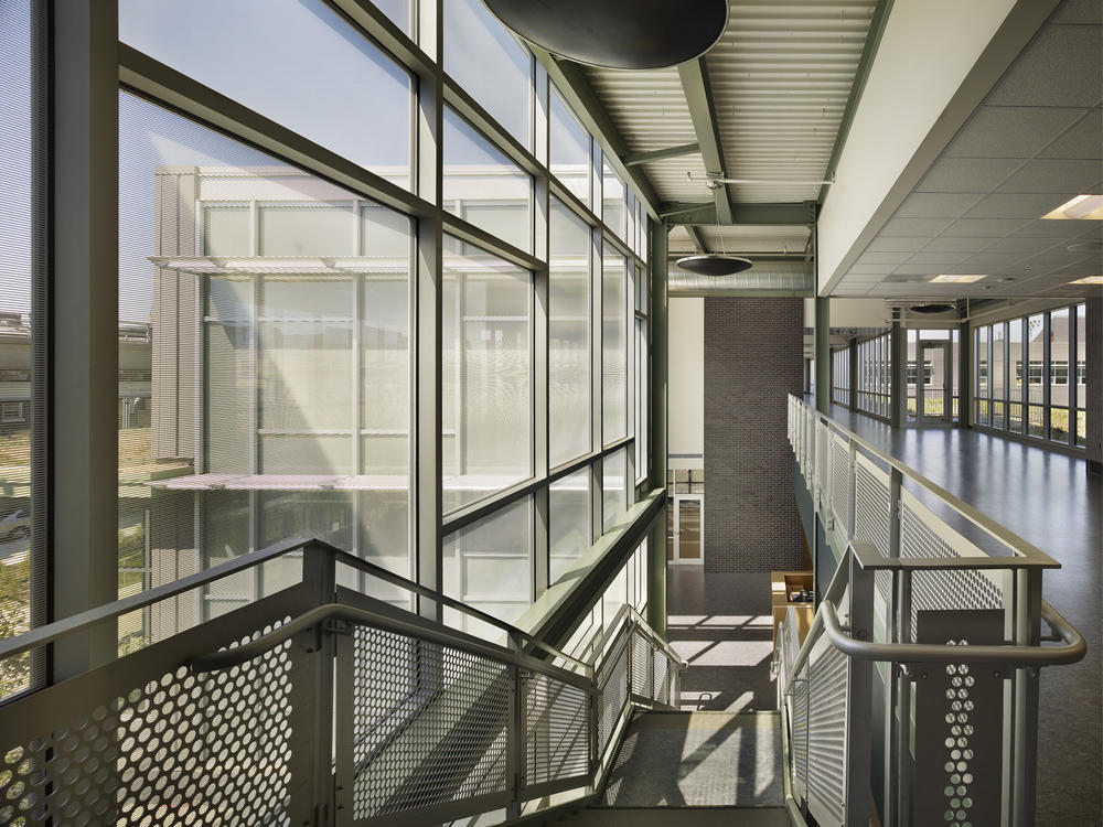 Kensington high school for the creative and performing arts aia top ten for Interior design schools in philadelphia