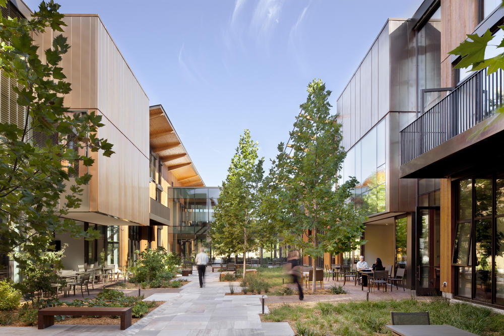 The David and Lucile Packard Foundation Headquarters | AIA Top Ten