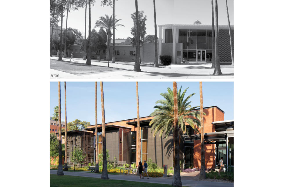 Arizona State University Student Health Services | AIA Top Ten