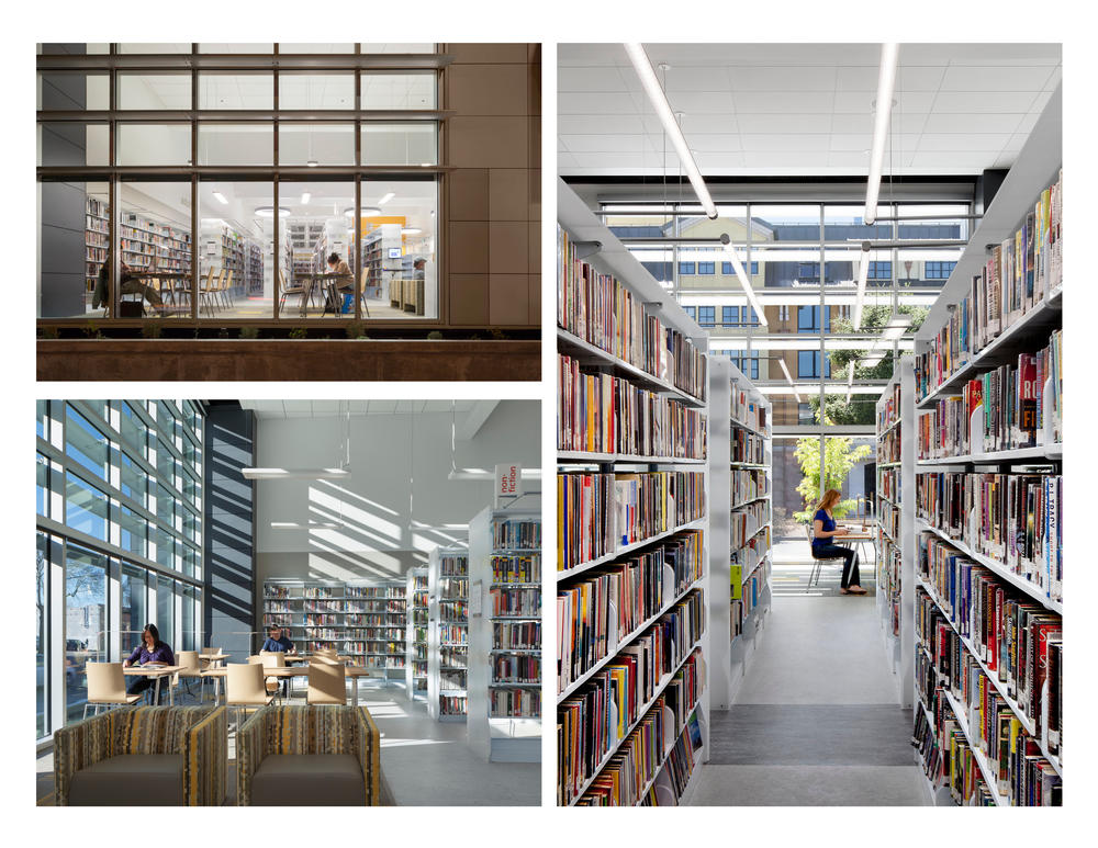 West Branch Of The Berkeley Public Library Aia Top Ten