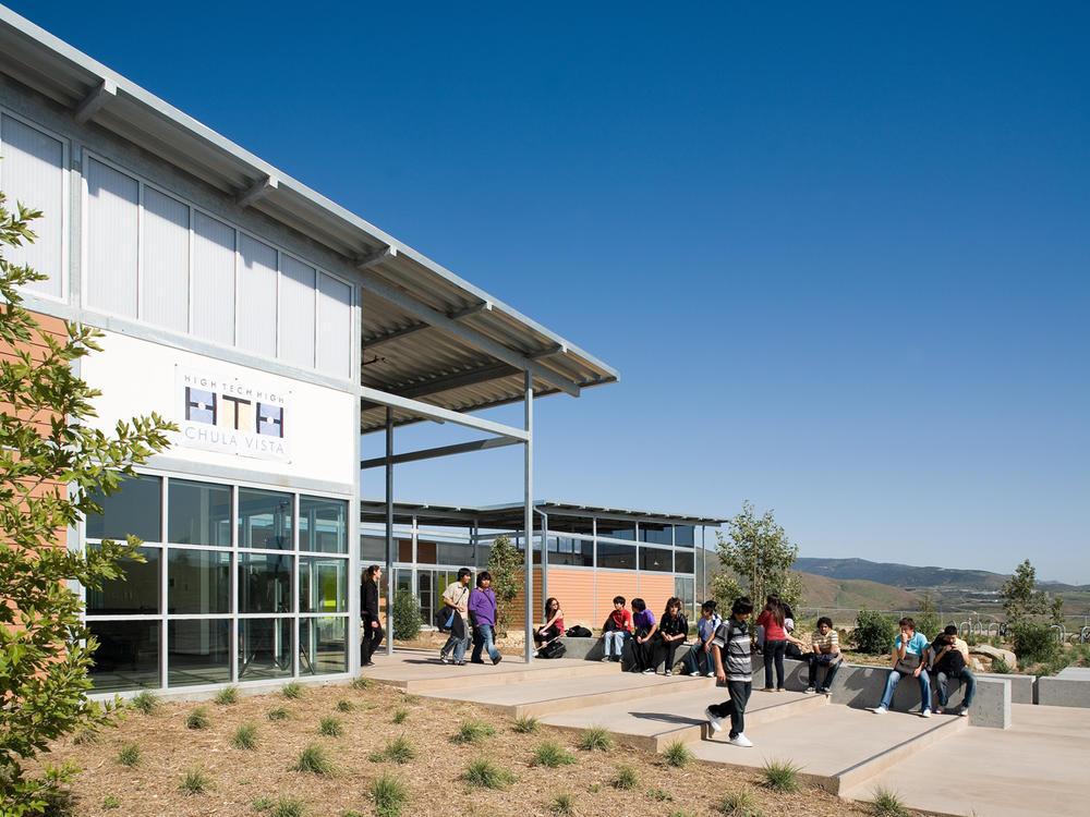 High Tech High Chula Vista Aia Top Ten