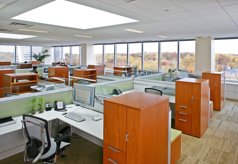 Herman Miller Greenhouse Factory And Offices Aia Top Ten
