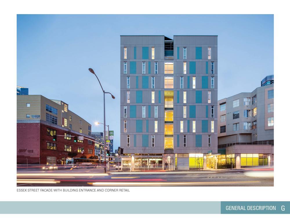 Rene Cazenave Apartments   AIA Top Ten